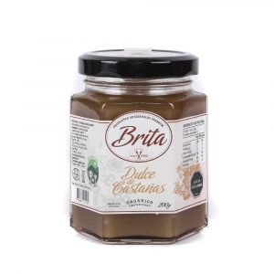dulce de castaña orgánicas 200 g