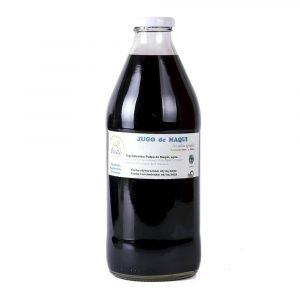 jugo de maqui orgánico 1 L