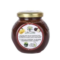 mermelada de beterraga y manzana orgánica 220 g