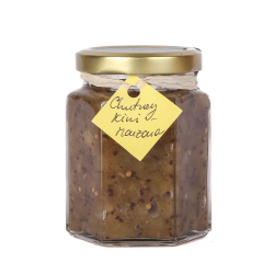 Chutney de kiwi-manzana orgánica 200 g