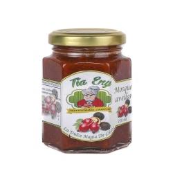 mermelada de mosqueta-avellana orgánica 220 g