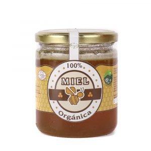 Miel orgánica 500 g