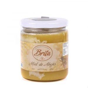 Miel de abejas brita agroecológica 500 g