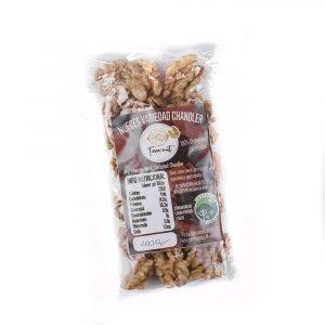nueces orgánicas 100 g