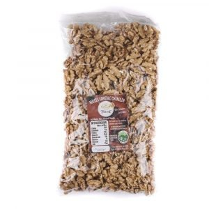 nueces orgánicas 900 g