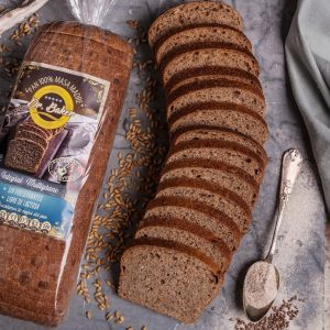 Pan integral multigrano 100% masa madre 1 kg