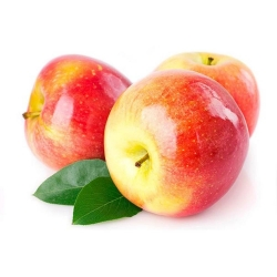 manzanas rojas orgánicas 1 kg